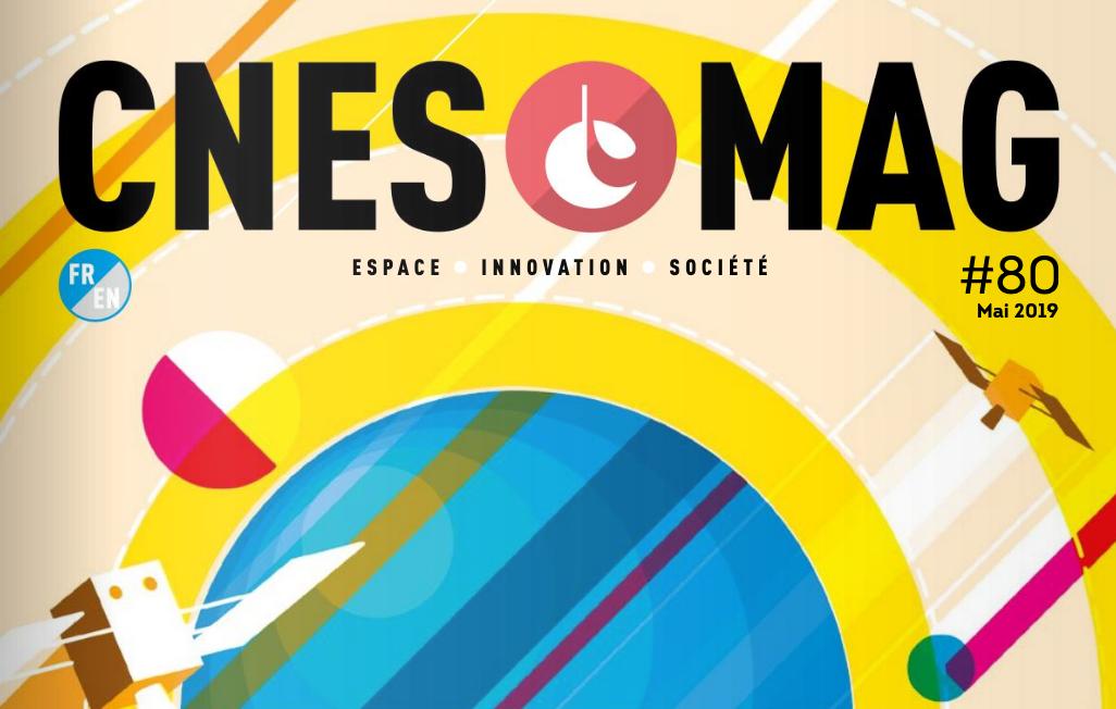 FIRMUS Et FGWRS Dans Le Magazine Du CNES De Mai 2019